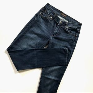 "James Jeans | ""Randi"" Skinny in Medium-Dark Wash"